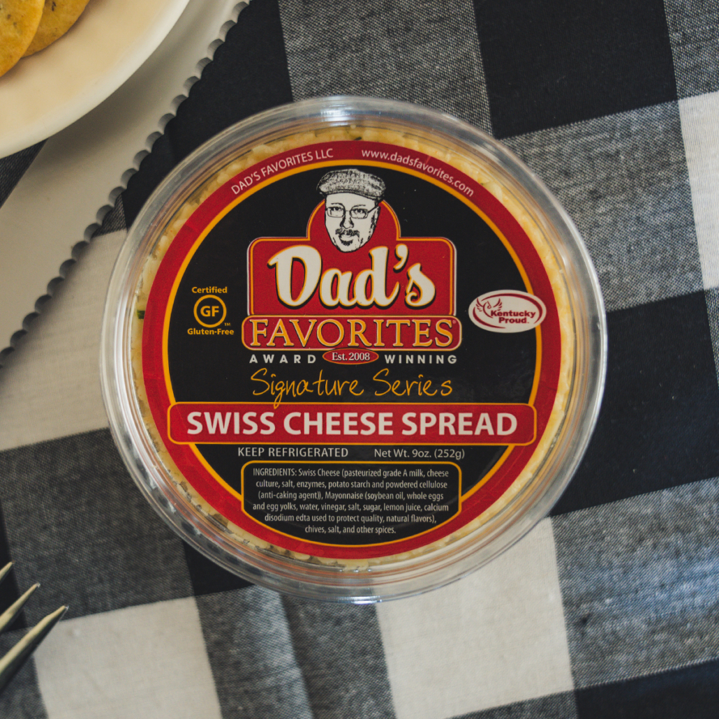 Swiss Cheese Spread