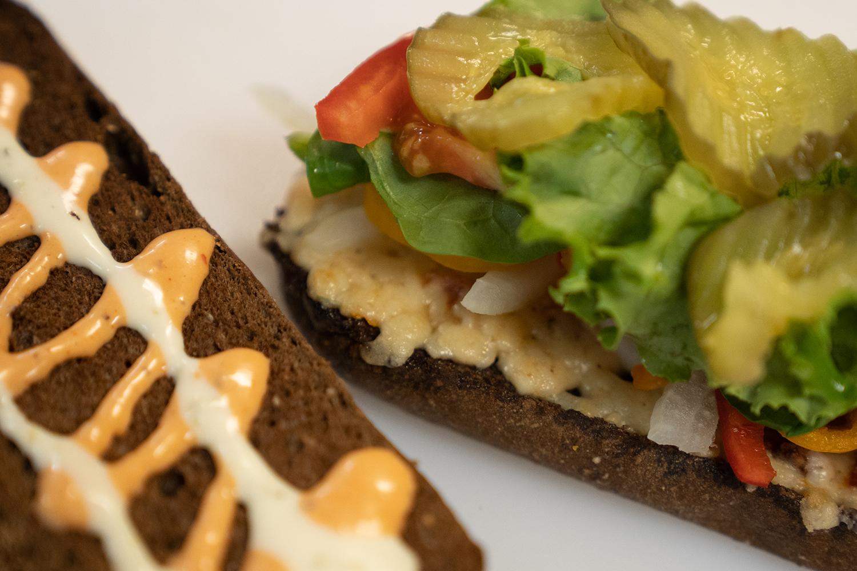 #7: Veggie Sandwich